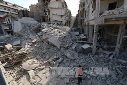 Nga mở chiến dịch nhân đạo tại các vùng giải phóng Syria