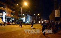 Burkina Faso: Đấu súng tại nhà hàng đối diện khách sạn Splendid