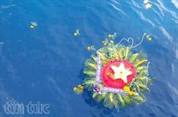 Xúc động lễ tưởng niệm các liệt sỹ trên biển