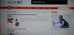 Ra mắt chuyên trang daycon.com.vn