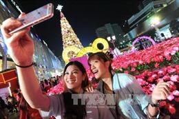 Lượng du khách quốc tế đạt mức kỷ lục