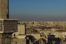Nội chiến xóa sạch dấu vết sự sống ở đông Damascus