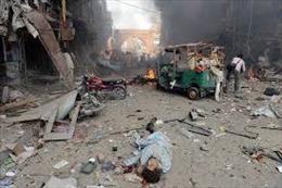Đánh bom liều chết ở Pakistan, hơn 60 người thương vong