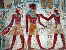 Sông Nile rực rỡ ánh sáng thần Amun - Kỳ cuối
