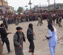 IS lần đầu tiên hành quyết nữ chiến binh vì tội ngoại tình