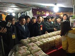 Khai mạc Hội chợ Xuân Lạng Sơn năm 2016