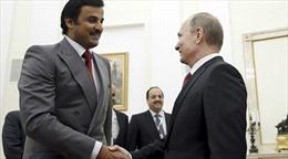 Tổng thống Putin và ngoại giao quà tặng