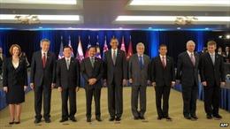 TPP dự kiến được ký vào đầu tháng Hai