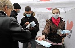 Ukraine xác nhận 60 người tử vong do cúm