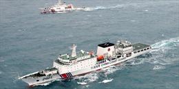 Tàu tuần duyên khổng lồ của Trung Quốc đe dọa các nước trong khu vực