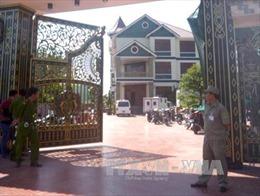 Điều tra vụ hai vợ chồng tử vong trong biệt thự