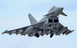 Chiến đấu cơ Anh không trang bị hệ thống tránh va chạm