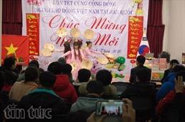 Gặp gỡ lao động Việt tại Hàn Quốc nhân dịp Tết Bính Thân