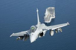 Ấn Độ mua 36 máy bay chiến đấu Rafale của Pháp