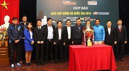 """THACO tham gia """"Siêu cúp bóng đá Quốc gia năm 2015 – Cúp THACO"""""""