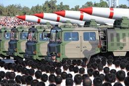 Trung Quốc lần đầu ra Sách Trắng hạt nhân
