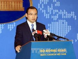 Yêu cầu Đài Loan chấm dứt ngay vi phạm chủ quyền Việt Nam