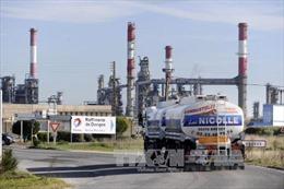 Giá dầu tiến sát 35 USD/thùng