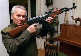 Súng trường AK-47 của Nga sẽ được lắp ráp ở Mỹ