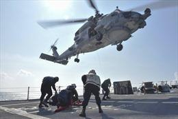 Mỹ mở mặt trận thứ hai ở Biển Đông