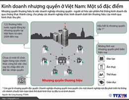 Nhượng quyền thương hiệu 'Made in Vietnam' mới chỉ là khởi đầu