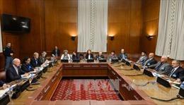 Hòa đàm Syria chính thức bắt đầu
