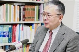 Giáo sư Hirohide nhận định triển vọng hợp tác Nhật-Việt trong vấn đề Biển Đông