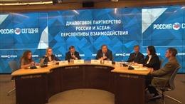 Các học giả Nga đề cao quan hệ hợp tác với ASEAN và Việt Nam