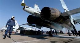 """Nga khuyến cáo không nên ganh đua với """"thần điểu"""" Su-35S"""