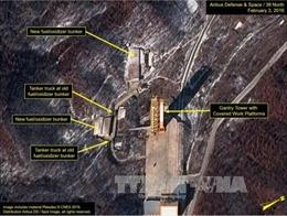 Hàn- Mỹ- Nhật tăng cường chia sẻ tình báo về Triều Tiên