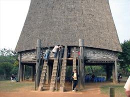 Khám phá văn hóa Tây Nguyên tại Bảo tàng Dân tộc học