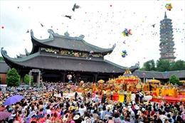 Khai mạc Lễ hội chùa Bái Đính năm 2016
