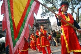 Tưng bừng lễ hội Cổ Loa Xuân Bính Thân
