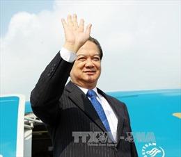 Thủ tướng dự Hội nghị Cấp cao đặc biệt ASEAN - Hoa Kỳ
