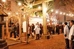 Ấm áp nghi lễ đón giao thừa ở Nhật Bản