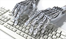 Báo chí hiện đại: Khi robot viết tin...