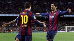 Barca lại đánh tennis với đối thủ