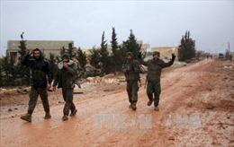 Chính phủ Syria sẽ đối thoại vô điều kiện với các phe phái