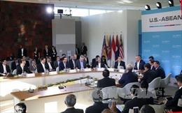 Thảo luận nội dung Tuyên bố chung Hội nghị cấp cao ASEAN - Hoa Kỳ