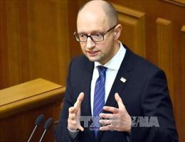 Thủ tướng Ukraine vượt qua cuộc bỏ phiếu bất tín nhiệm