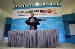Ông Obama kêu gọi hạ nhiệt căng thẳng trên Biển Đông