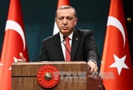 Thổ Nhĩ Kỳ đề xuất lập vùng an toàn ở Syria