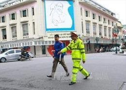 Xử phạt 423 trường hợp người đi bộ vi phạm luật