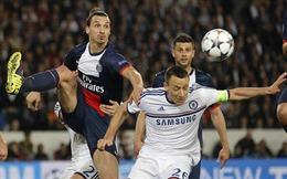 Paris St Germain giành lợi thế trước Chelsea