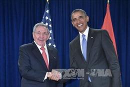 Tổng thống Obama thăm Cuba vào tháng tới