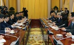 Chủ tịch nước tiếp Đoàn đại biểu tỉnh Gunma, Nhật Bản
