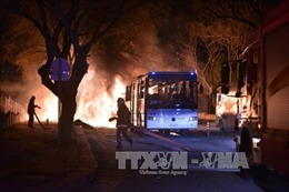 Thổ Nhĩ Kỳ nhận diện thủ phạm đánh bom tại Ankara