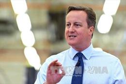 """Thủ tướng David Cameron thề """"tranh đấu cho Anh"""""""