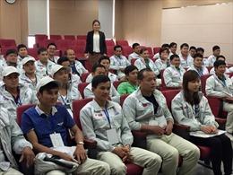 Hàn Quốc áp dụng chế độ đặc biệt cho lao động bất hợp pháp tự nguyện hồi hương