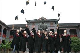 Tuyển sinh đi học diện Hiệp định tại Trung Quốc năm 2016